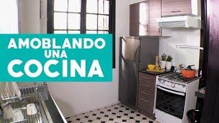 ¿Cómo planificar y amoblar una cocina?