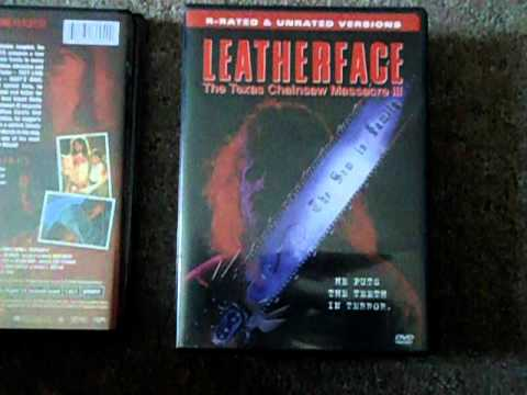 Jeff Burr DVD Collection
