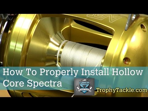 How To Properly Install Hollow Core Spectra