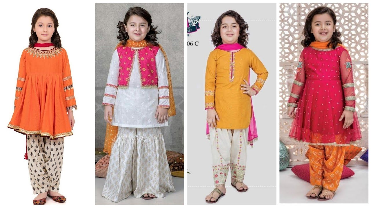 Latest Fashion Trends For Little Girls 6/6 Year Old Girls Fashion Clothes