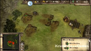Stronghold 3 Gameplay (PC/HD)