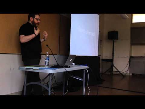 Open Sourcing Mental Illness - Open Source Bridge 2014