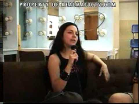 Amy Lee sings Mariah Carey