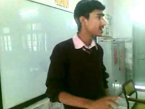 Aa bhi ja sanam by Zubair Tariq(junior Atif aslam)...mp4