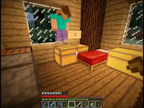 """Смотреть прохождение игры [Coop & Friends] Minecraft 1.3.1. Серия 20: """"Рельсы, шпалы."""""""