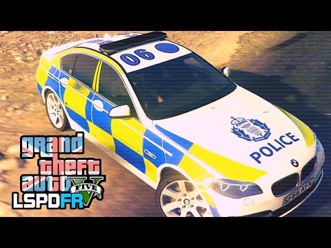 Police Scotland Patrol! - GTA 5 LSPDFR - The British Way #33