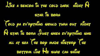 a star is born hercules lyrics hd