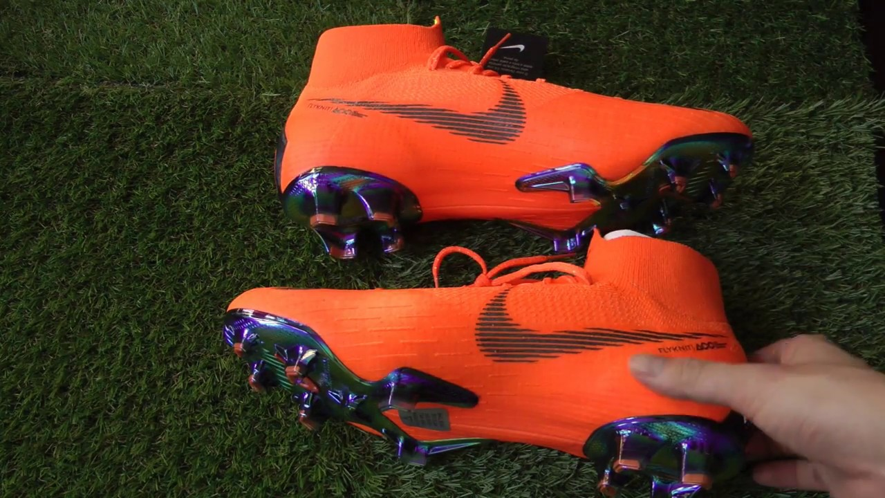 009d3add6e307 NIKE MERCURIAL SUPERFLY 360 ELITE FG Football Boots Preview - YouTube