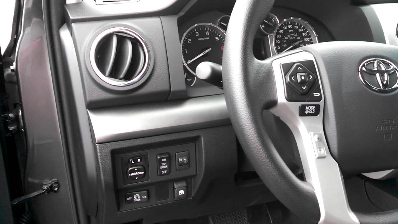 2015 Toyota Tundra SR5 Crewmax   YouTube