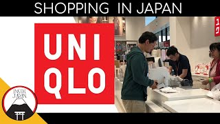 UNIQLO Quick History - Shopping in Japan