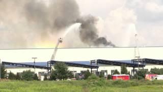 Dietz & Watson Facility in Delanco, NJ Goes 11 Alarms - 9.1.13
