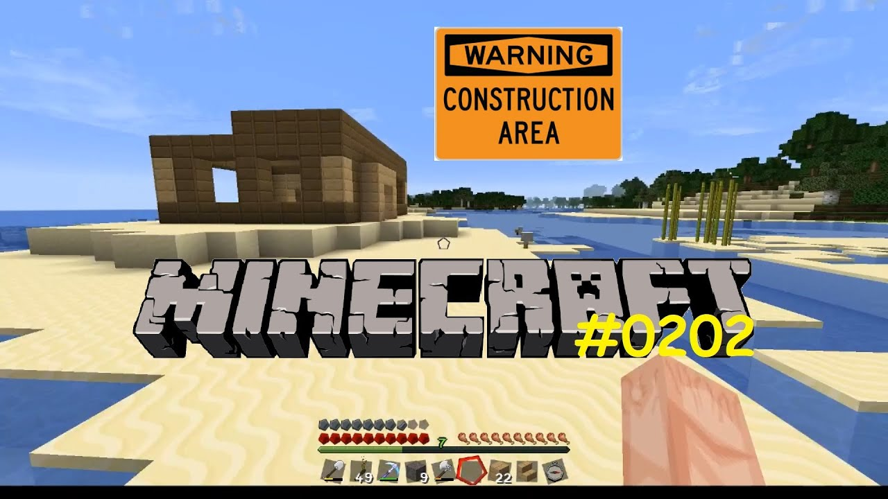 Download Let's Play Minecraft #0202 - Build the beach house