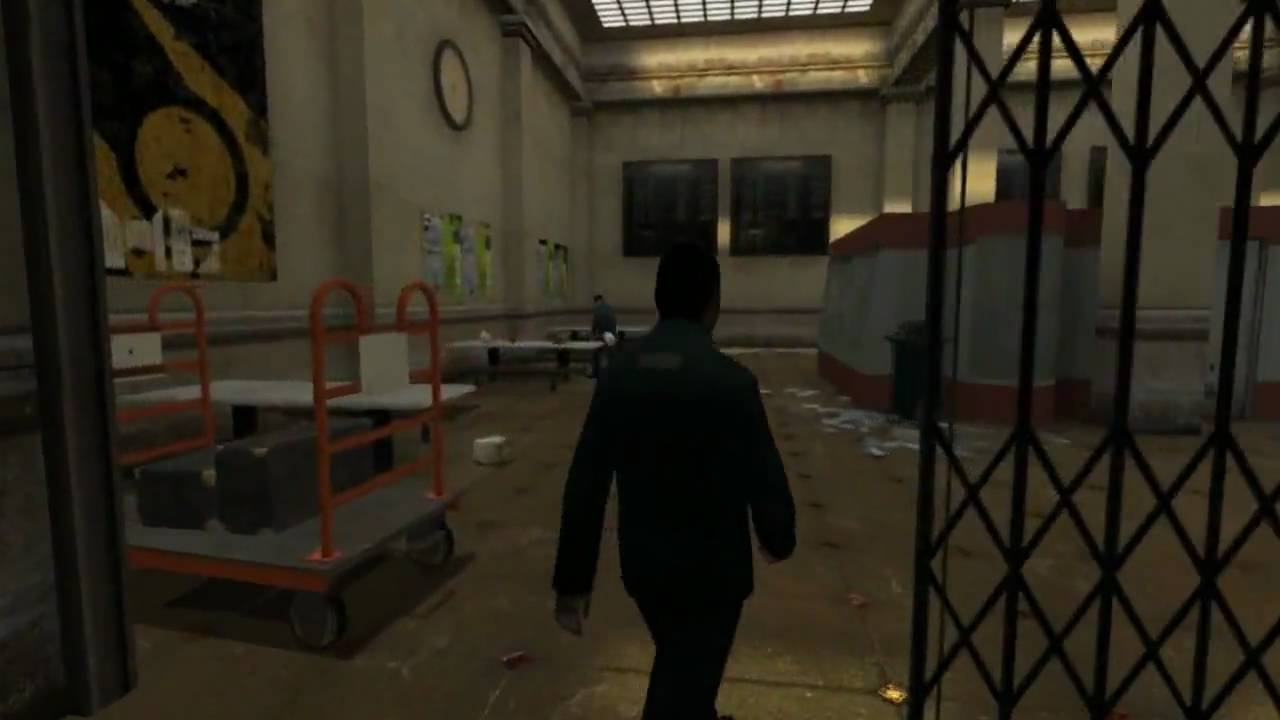 Half-Life 2 at E3 2004: Train Station - YouTube