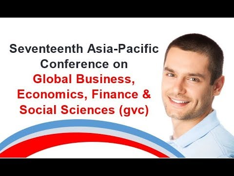 Seventeenth Asia-Pacific Conference on Global Business, Economics, Finance & Social Sciences (gvc)