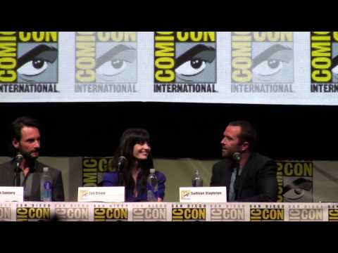SDCC 2013: Legendary Entertainment -