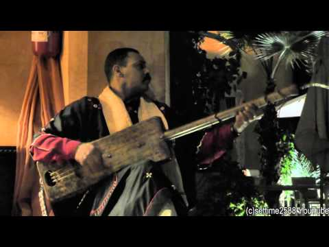 Traditional Music from  Marrakech, Morocco