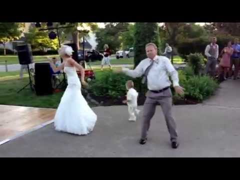 Father/Daughter Wedding Dance With a Twist