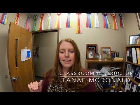 Laramie County Community College Equine Science Program