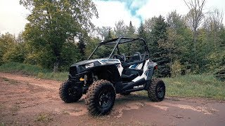 Full REVIEW 2017 Polaris RZR S 900