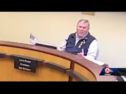 Leavenworth county commissioner under fire after racially-motivated comment