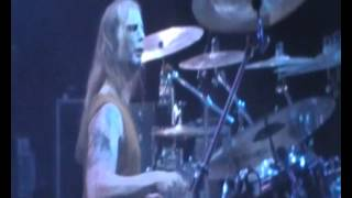 Marduk - Baptism by fire (drumcam) @ Extreme Fest 2012 Hünxe