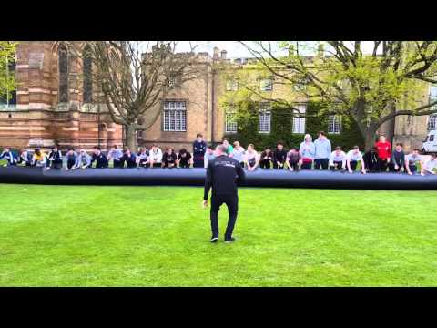The Rugby School - Bubble Tactics Ltd