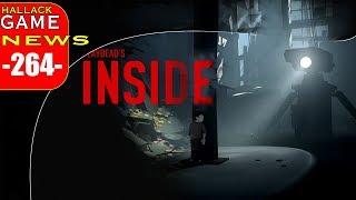 Inside - niezwykle klimatyczna gra :) - Na żywo
