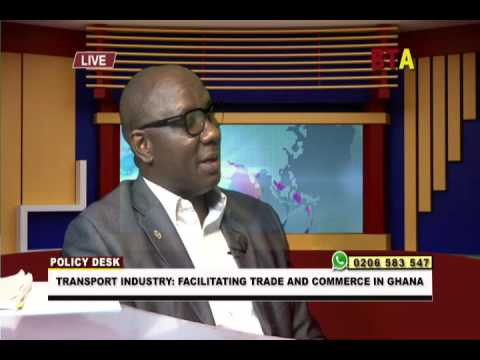 Interview with Cecil Garbrah - The Transport System in Ghana