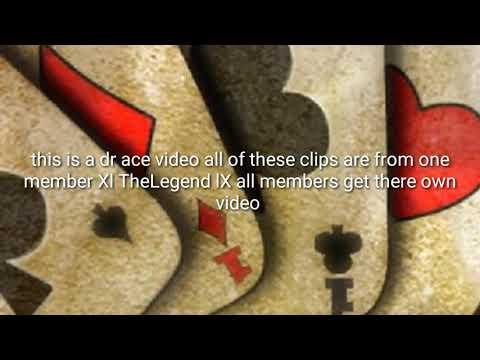 Legend Mr ace video