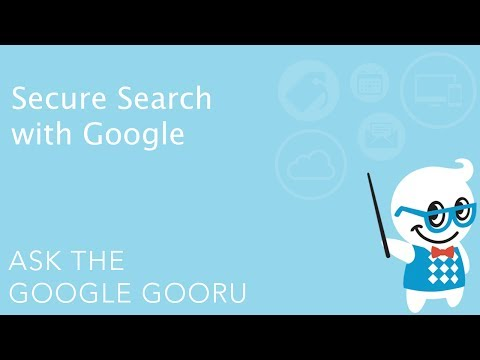 Secure Search with Google