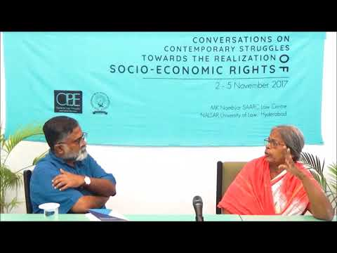 Conversations | Ms. Geeta Ramakrishnan | THE REALISATION OF