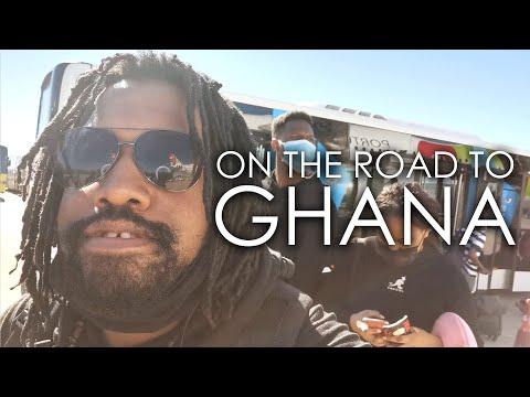 Afrika • Ghana • The Arrival