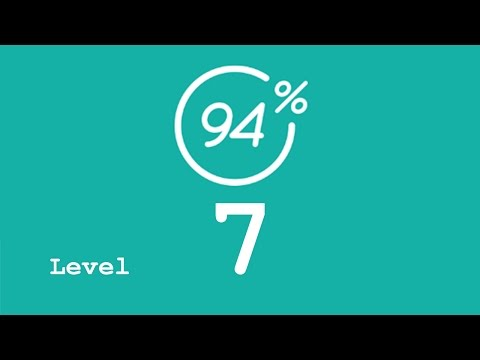 94 Prozent (94%) - Level 7 - Camping - Lösung
