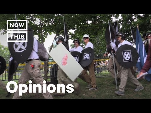 How Right Wing Terrorism Is Growing in the U.S.  | Opinions | NowThis