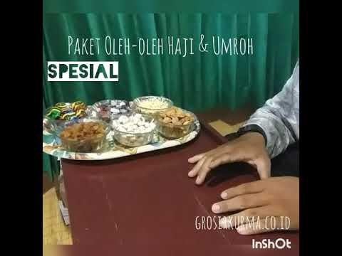 Paket Oleh oleh Haji Umroh | Jajanan Arab | Cemilan Timur Tengah