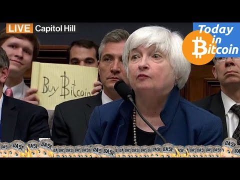 "Today in Bitcoin (2017-07-13) - ""Buy Bitcoin"" Sign, Civil War, Austria & Spend it"