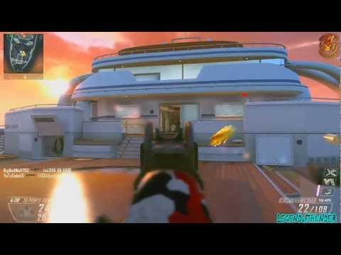 Black Ops 2 Gameplay NEW 402THUNDER402 / Legend of Thunder Song!