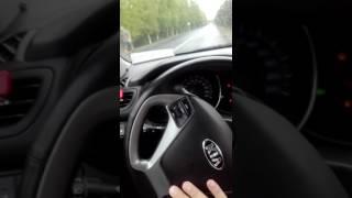 Скрип и скрежет от переднего колеса часть 1