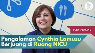 Cynthia Lamusu: Saya belajar banyak saat Tatjana dan Bima dirawat di Ruang NICU #CeritaBareng