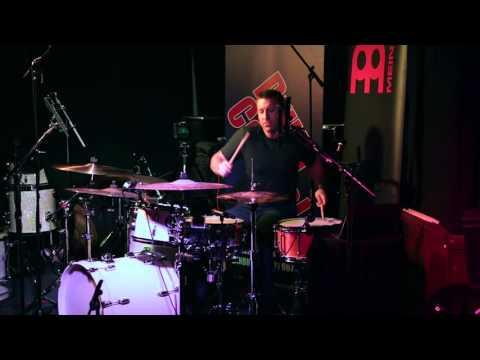 Mike Johnston Drum Solo @ The Jazz Bar, Edinburgh