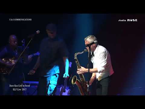 Dave koz Live in Seoul - Careless whisper