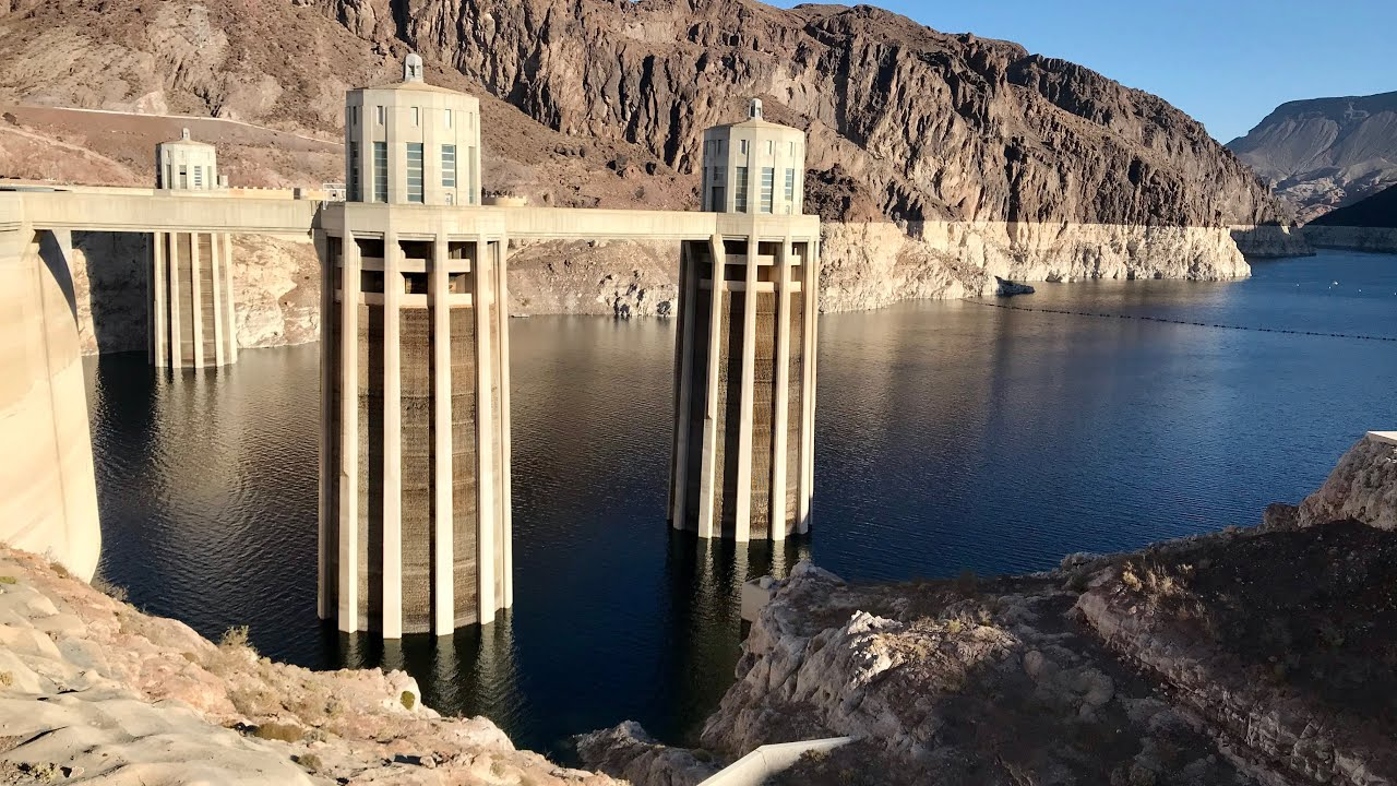 Hoover Dam: March 2016 |Hoover Dam Water