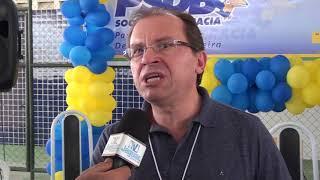 Deputado Carlos Matos prestigia filiação de Netinho Martins ao PSDB em Tabuleiro do Norte
