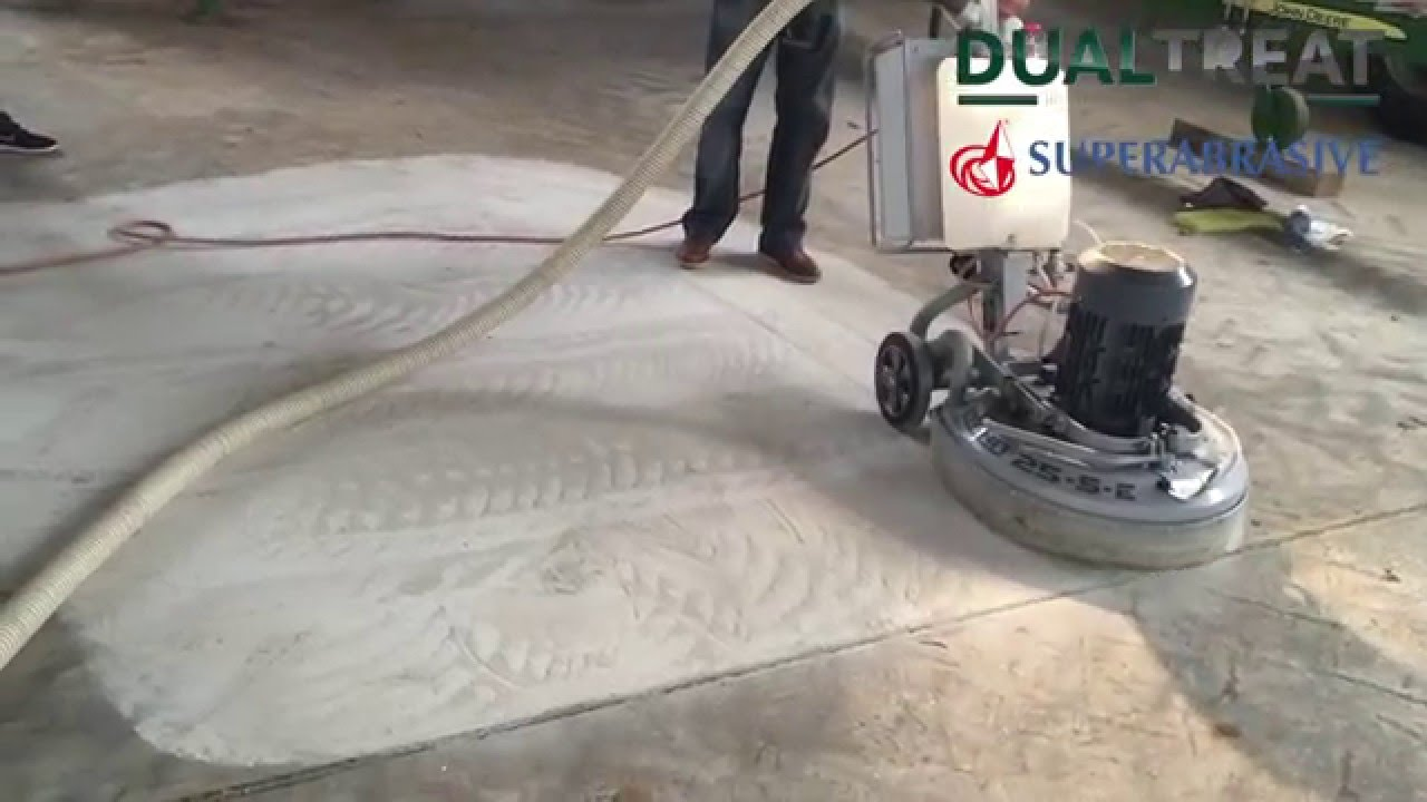 gulvsliber til beton