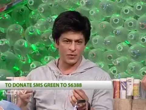Greenathon 4: Shah Rukh Khan's Journey With Greenathon (Full Video)