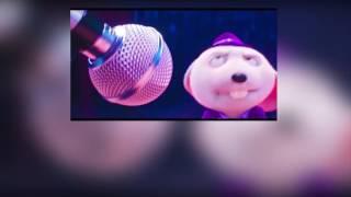 Зверопой 2016 Песня Майка Sing 2016 Mike Song My Way HD