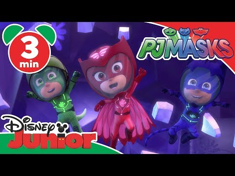 PJ Masks | PJ Moon Prisoners | Disney Junior UK