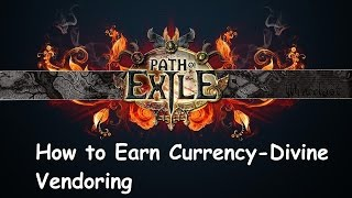 Video Path Of Exile: How to Earn Currency-Quick Tip download MP3, 3GP, MP4, WEBM, AVI, FLV Juli 2018