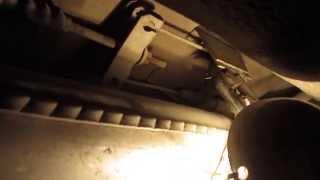 видео Как подтянуть ручной тормоз на ВАЗ 2114