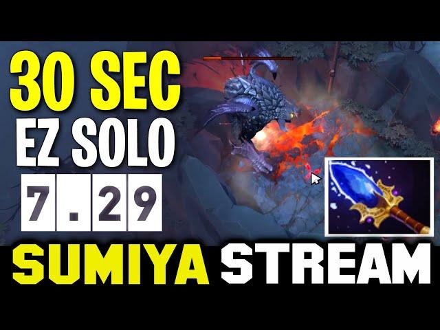 Another Balanced Hero of 7.29 New Patch | Sumiya Invoker Stream Moment #2146